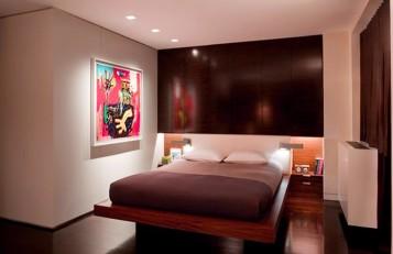 Street men bedroom