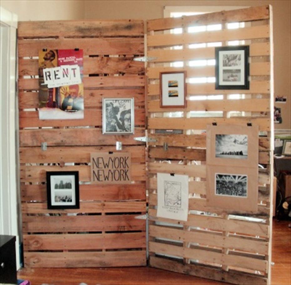 Wood Pallet Furniture Idea 028