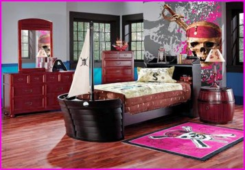 Boys pirate bedroom ideas