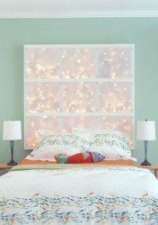 Diy headboard idea 3