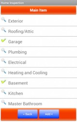 Home inspection checklist excel2