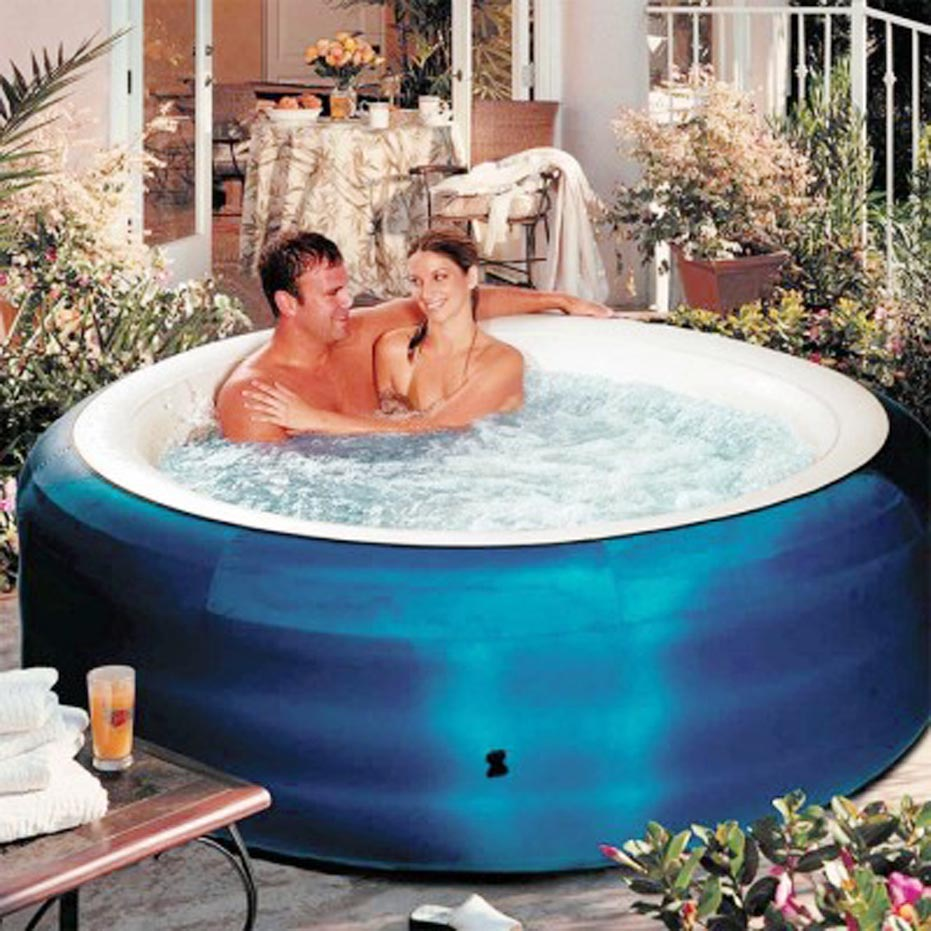 Jacuzzi Hot Tub Lowes Idea for Massaging | Spotlats