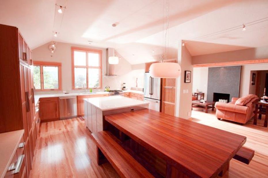 Kitchen Table Modern Idea