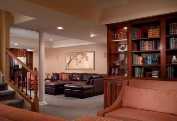 Be Creative In Your Basement Ideas