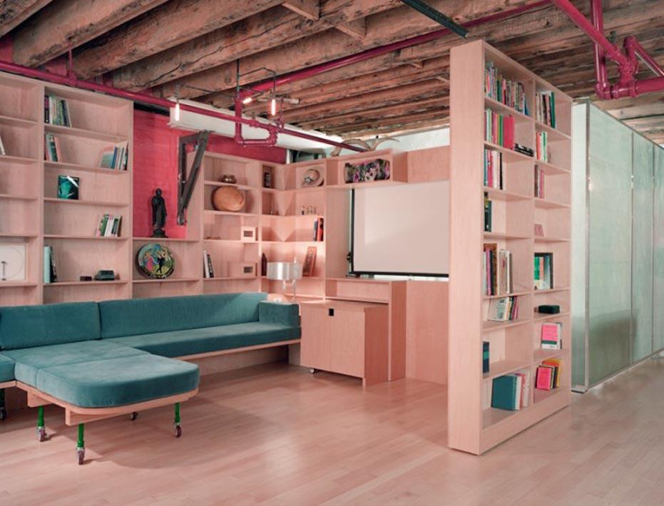 Living Space Basement Remodel 13