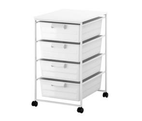 Makeup drawer storage idea
