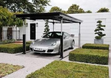 Modern garage apartment plan 3