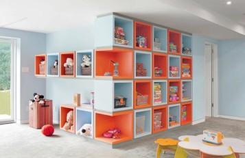 Multi activity remodel basement 2