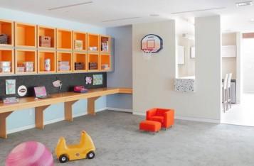Multi activity remodel basement 3
