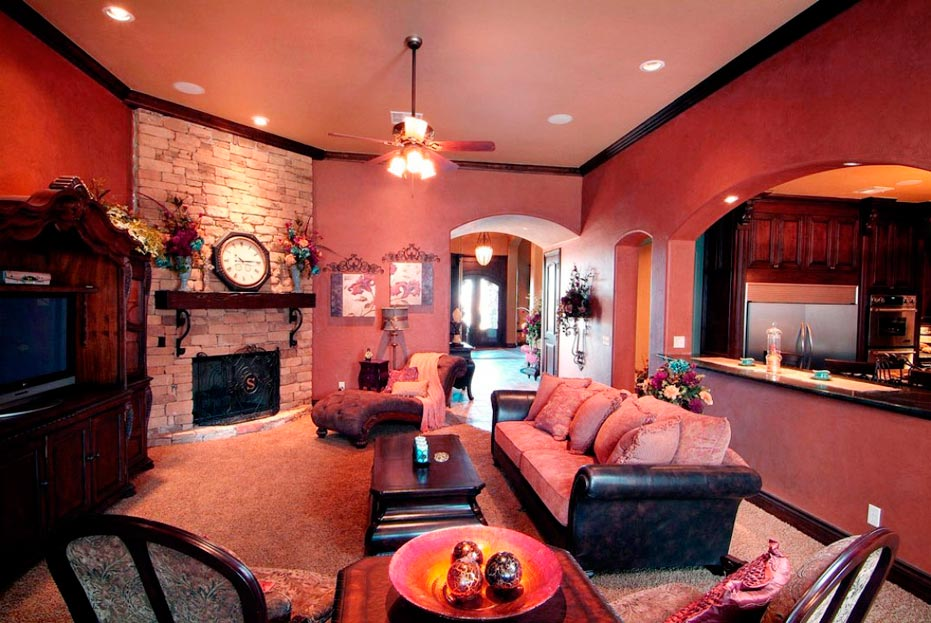 Painting Ideas For Living Rooms 1