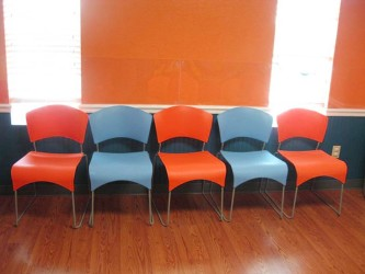 Pediatric waiting room ideas