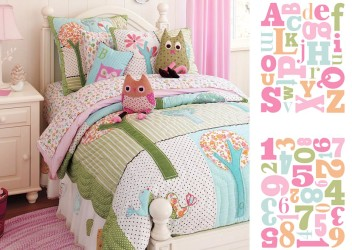 Pottery barn bedroom idea for kids