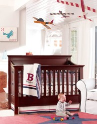 Pottery barn nursery idea 3