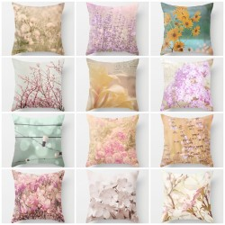Shabby chic home pillow idea