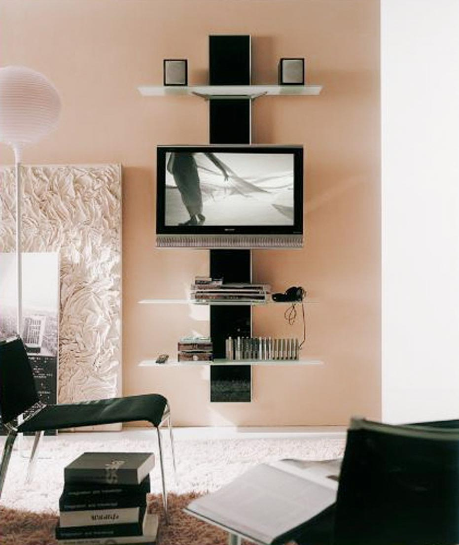 unique tv stand ideas 2