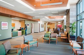 Comfort In Medical Office Waiting Room Design Spotlats