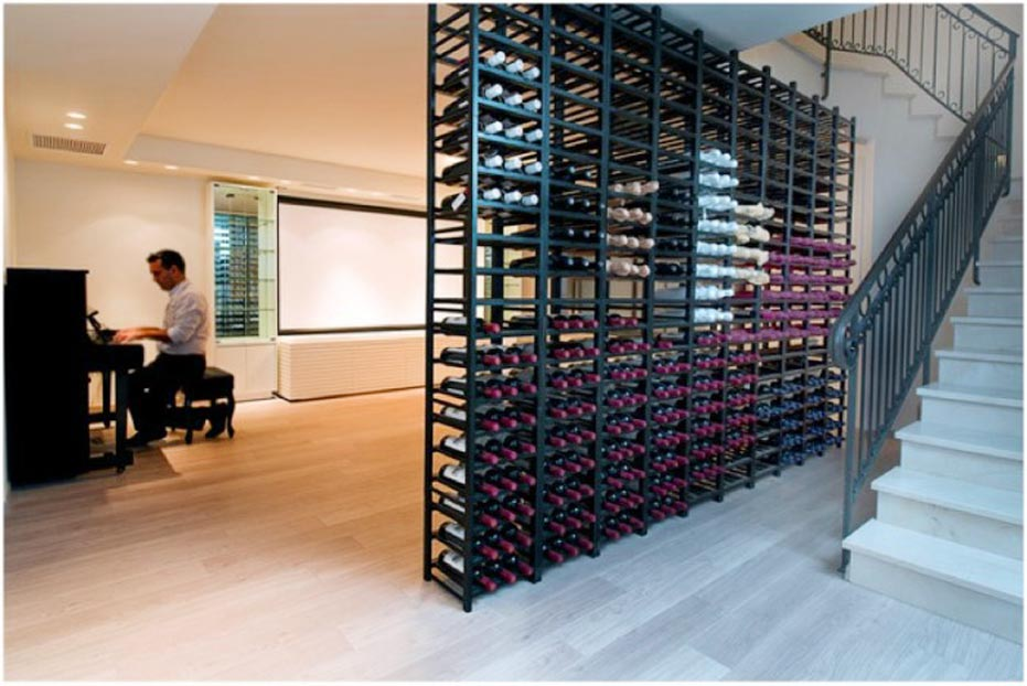 wine cellar basement ideas 2