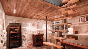 Wine cellar basement ideas