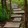 wood-pallet-walking-path-project
