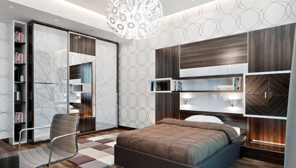 Young Man 2 Teenagers Room Idea : Plan a young man bedroom ideas ...