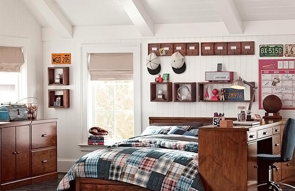 Young Man 7 Paramount Madras Idea : Plan a young man bedroom ideas ...