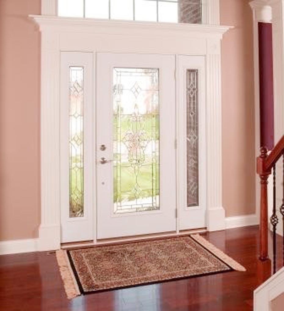 Andersen fiberglass entry doors with sidelights prices 3 for French doors with sidelights home depot