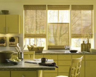 Burlap Roman Shades For Sliding Glass Doors 3