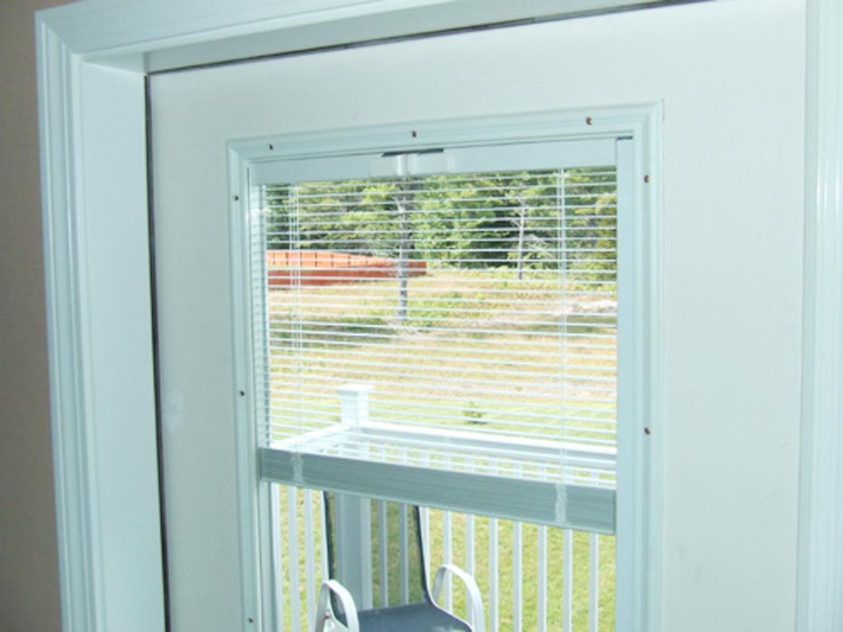 French Patio Doors With Built In Blinds 4