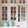 931x1181px Bright Glass Front Kitchen Cabinet Doors Picture in Kitchen