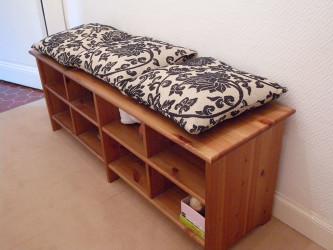 Ikea Shoe Storage Bench 2