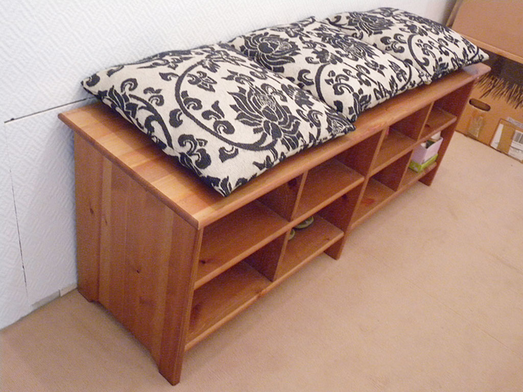 Image Gallery Ikea Storage Bench