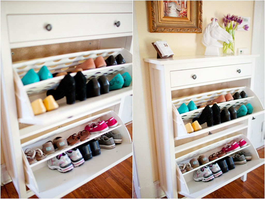 Ikea Shoe Storage Bench 7 Spotlats