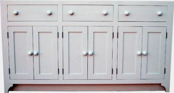 Shaker Style Kitchen Cabinet Doors 1