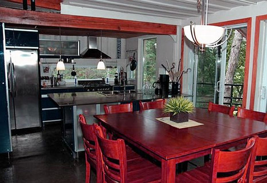 Shipping Container Barn Home Floor Plans 1