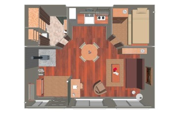 Shipping Container Barn Home Floor Plans 3