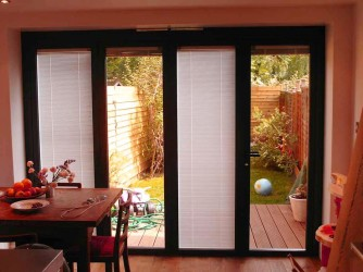 Sliding Patio Doors With Built In Blinds 5