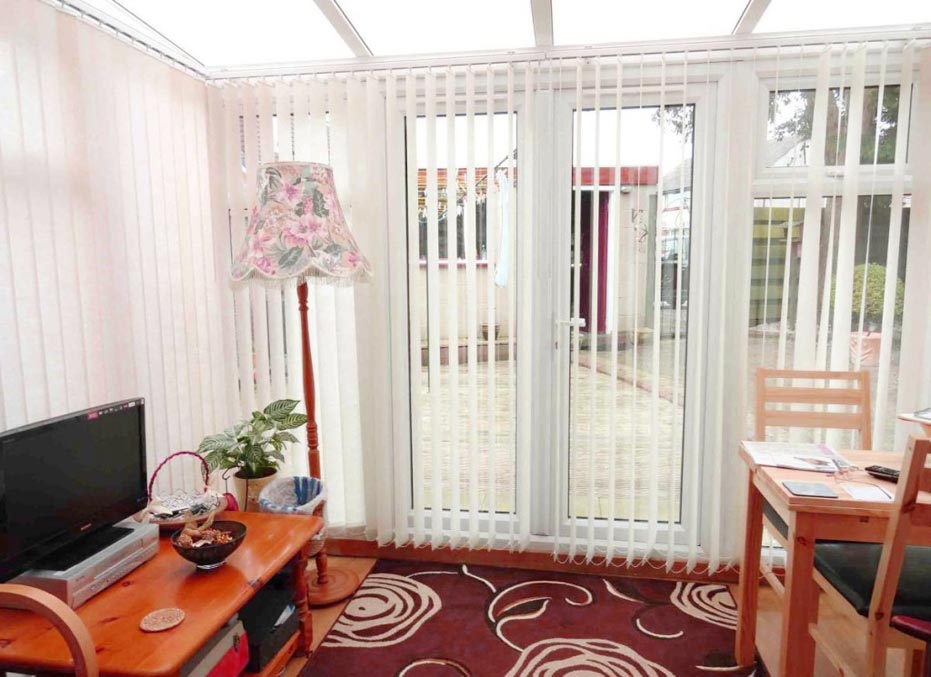 Sliding Patio Doors With Built In Blinds 7
