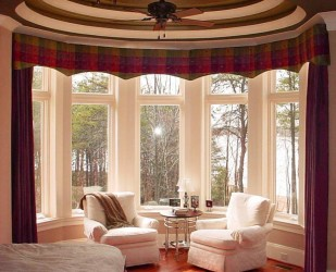 Window Treatments For Small Bow Windows 4
