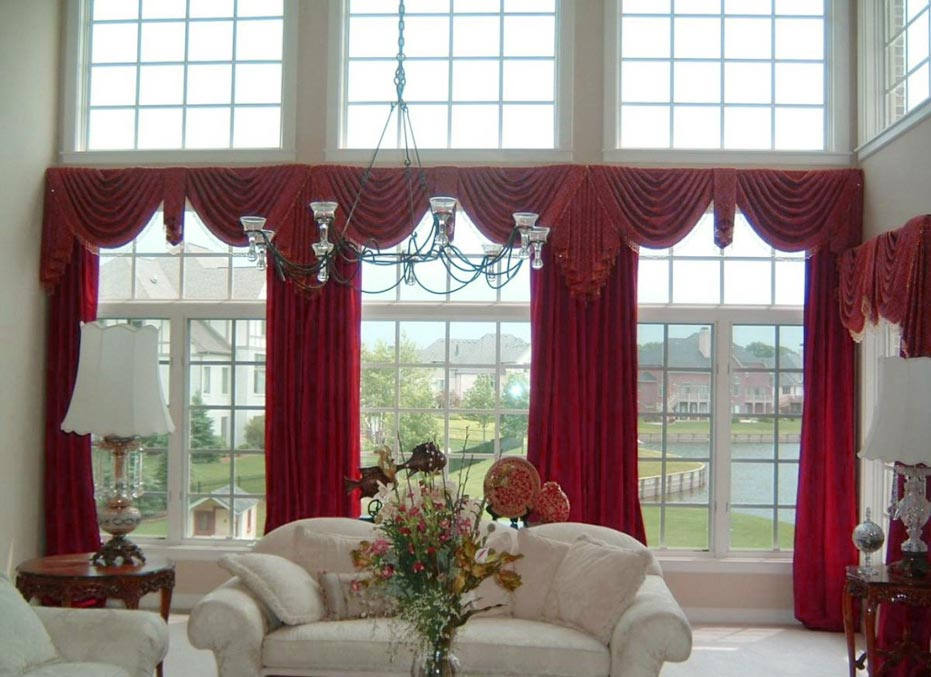 Window Treatments For Small Bow Windows 5