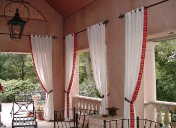Window Treatments For Small Bow Windows 6