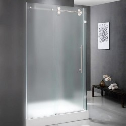Aqua glass kohler shower door parts 2
