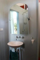 Architectural corrugated metal wall panel 2