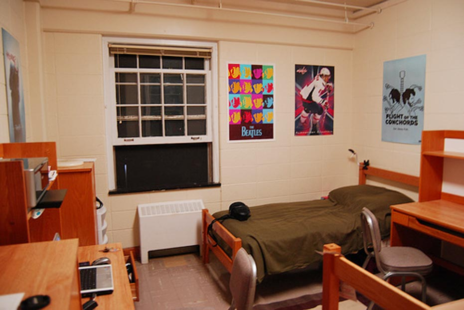 Inspiring best college dorm room decorating ideas spotlats for Room decor dorm