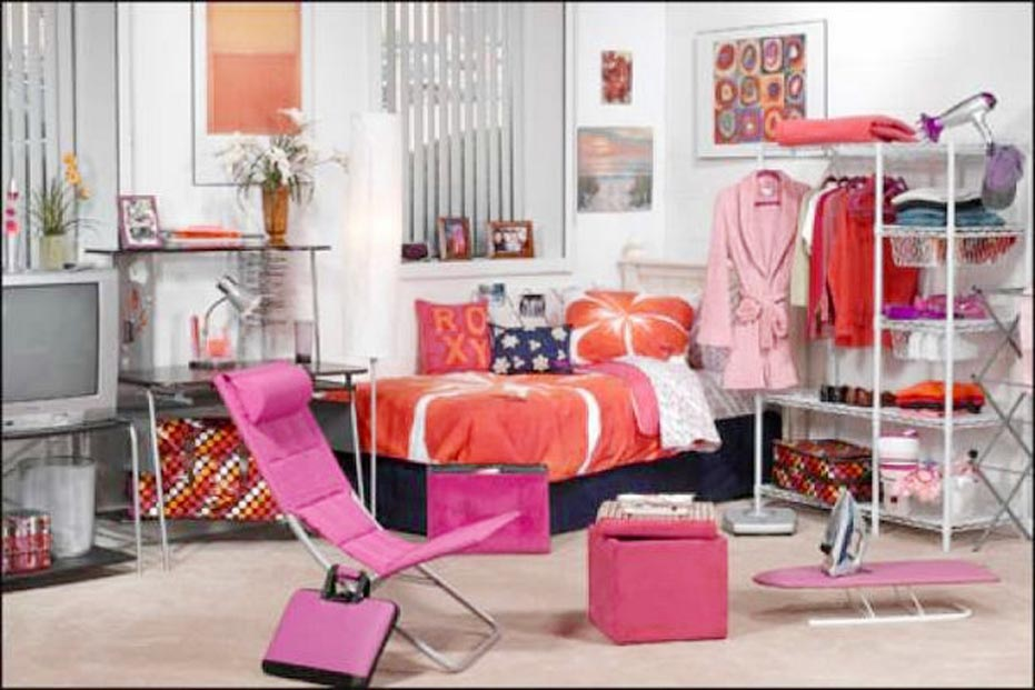 dorm room bedding accessories for girls image