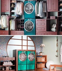 Garage shelving ideas for laundry room 1