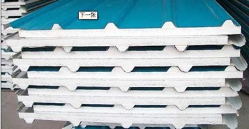Insulated Sheet Metal Wall Panel
