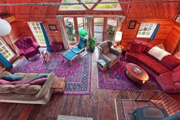 Pole barn house floor plans style