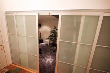 Sliding doors room dividers ikea