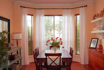 Window coverings for french doors bay windows 1