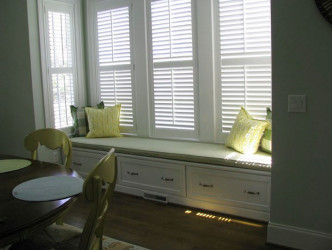 Bay window seat cushions covers 1